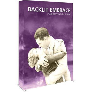 Embrace™ • 2×3 Backlit Pop Up Display