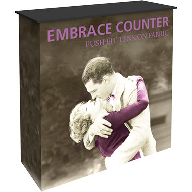 Embrace™ • Trade Show Counter