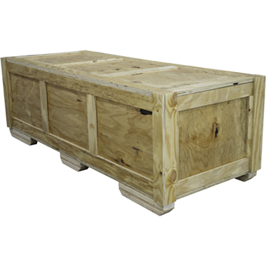 FS-WOODCRATE Wooden Shipping Crate