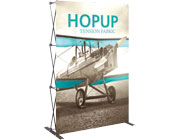 Hop Up™ • 2×3 Straight Pop Up Display