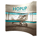 Hop Up™ 5×4 · Right Angle View