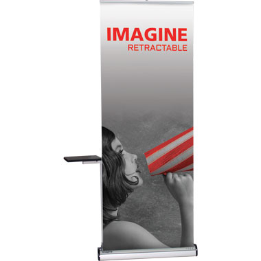 Imagine™ Retractable Banner Stand • Kit 2