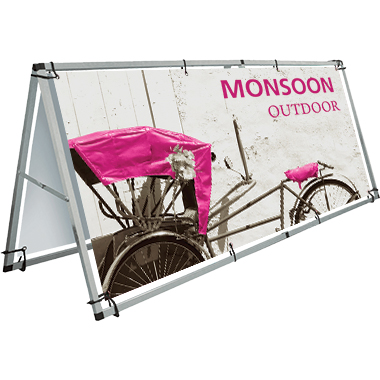 Monsoon™ Outdoor Sign Stand