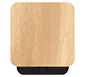 OCE Shipping Case w/ Optional Countertop (Natural Finish) · Top View