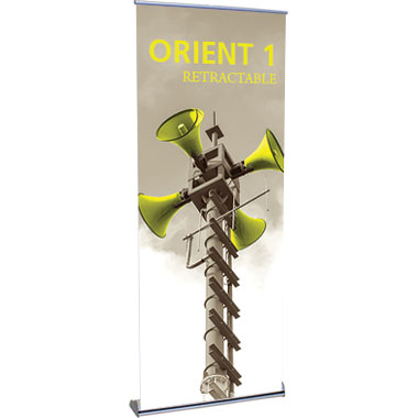 Orient™ 800 Retractable Banner Stand
