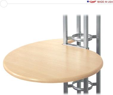 Scallop Tabletop (Left Facing)