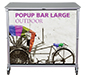 Popup Bar™ Large · Front View