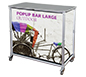 Popup Bar™ Large · Right Angle View