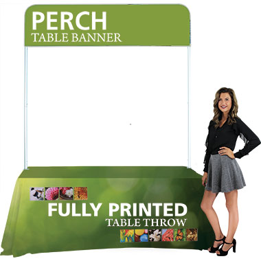 Perch™ Table Banners