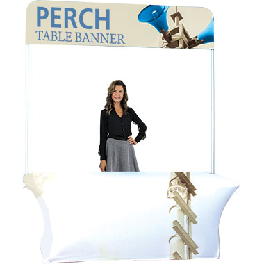Perch™ 8′ Table Banner