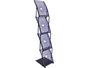 Quantum™ Folding Literature Stand