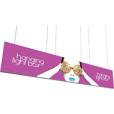 Vector Frame™ Hanging Light Box 20′ × 4′