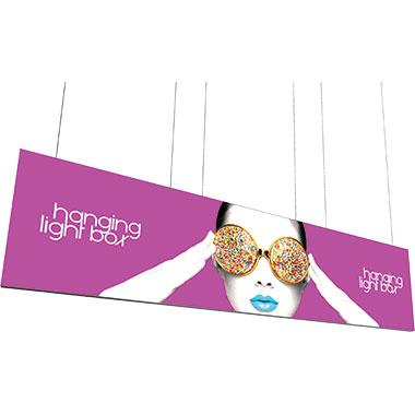 Vector Frame™ Hanging Light Box 20′ × 5′