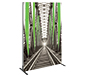 Vector Frame™ Light Box R-03 Tension Fabric Sign · Left Angle View