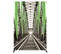 Vector Frame™ Light Box R-03 Tension Fabric Sign · Front View