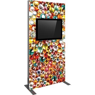 Vector Frame™ Monitor Kiosk 02