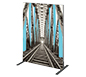 Vector Frame™ R-01 Tension Fabric Sign · Right Angle View