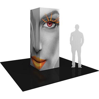 Vector Frame™ Modular Tower 01 · 3′ × 8′