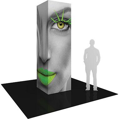 Vector Frame™ Modular Tower 03 · 3′ × 10′