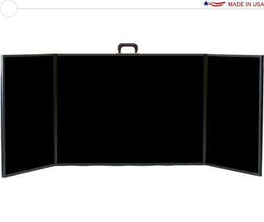 Voyager Mini™ Briefcase Tabletop Display