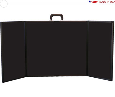Voyager Maxi™ Briefcase Tabletop Display