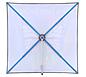 ShowFlex™ Umbrella Tabletop Display · Back View