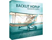 Hop Up™ • 2×2 Backlit Pop Up Display