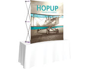 Hop Up™ • 2×2 Curved Tabletop Display