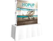 Hop Up™ • 2×2 Straight Tabletop Display