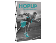 Hop Up™ • 2×3 Straight Pop Up Display