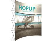 Hop Up™ • 4×4 Curved Pop Up Display