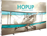 Hop Up™ • 5×3 Straight Pop Up Display