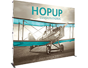 Hop Up™ • 5×4 Straight Pop Up Display