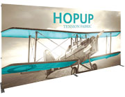 Hop Up™ • 6×3 Straight Pop Up Display