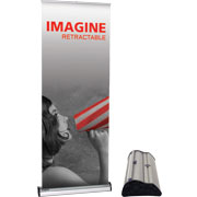 Imagine™ Retractable Banner Stands