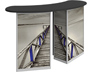 Linear™ • Double Reception Counter