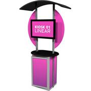 Linear™ • Kiosk Kit 01