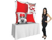 Xclaim™ Fabric Popup Display • 2×2 Kit 01
