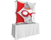 Xclaim™ Fabric Popup Display • 2×2 Kit 02