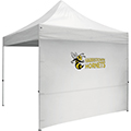 10′ Tent Full Wall w/ Full Color Imprint