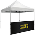 10′ Tent Half Wall Kit w/ Full Color Imprint