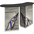 Linear™ Double Reception Counter