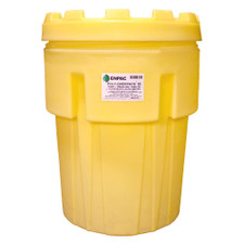 ENPAC 95 Gallon Poly-Overpack Salvage Drum, 650 lbs. (1095-YE)