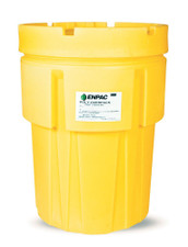 ENPAC 65 Gallon Poly-Overpack Salvage Drum (1065-YE)