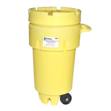 50 Gallon Wheeled Poly-Overpack Salvage Drum