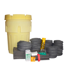 Envirosalv Locking 95 Gallon Spill Kit - Universal
