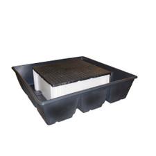 Corrugated Pedestal IBC Bin