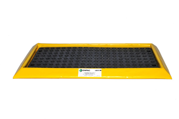 5755-YE-G 2 Drum SpillPal With Grate