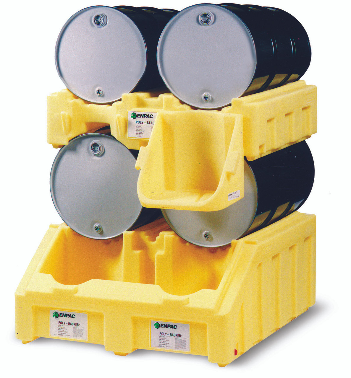 Drum Racking & Stacking Containment