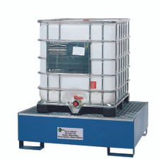 IBC Tote Steel Spill Containment Pallet